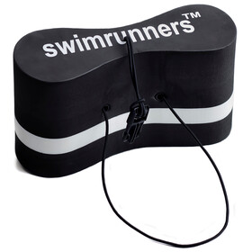 Swimrunners Ready For Pull Belt - negro